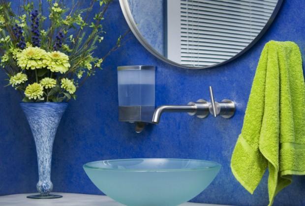 Baño, decoración del baño halará muy bien de ti. Procura combinar colores de vez en cuando.
