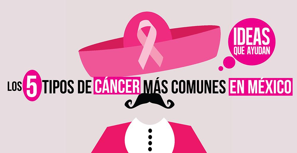 cáncer más comunes