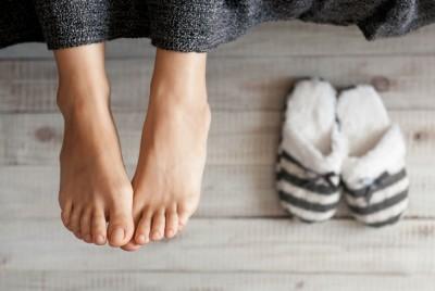La importancia que debes darle a tus pies