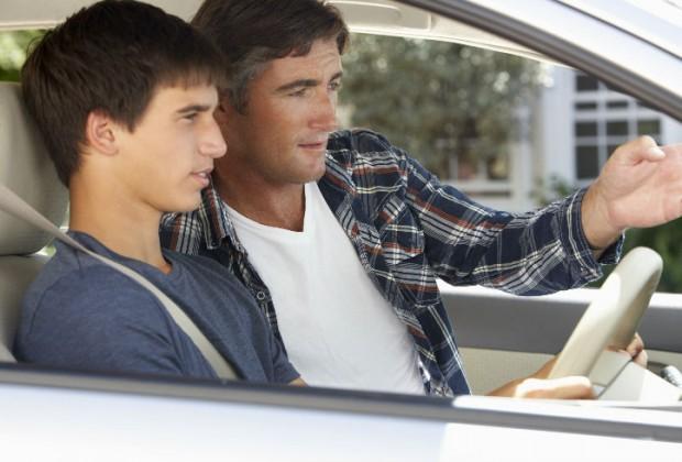 Si tu hijo quiere aprender a conducir