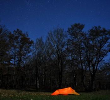 Lugares para ir de campamento en la zona norte de la ciudad