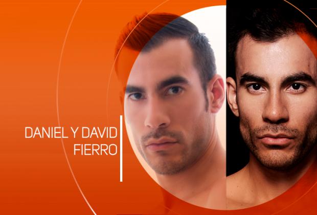 Daniel y David Fierro