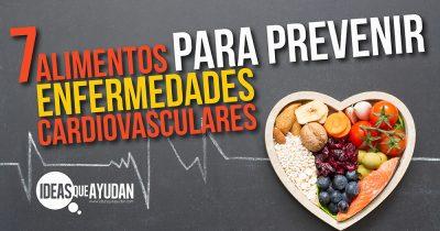 alimentos para prevenir enfermedades cardiovasculares