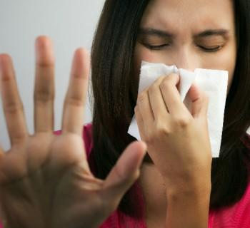 gripe chica