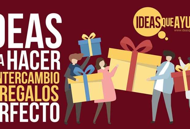 intercambio de regalos