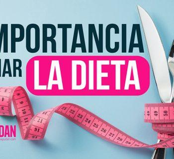 La importancia de variar la dieta