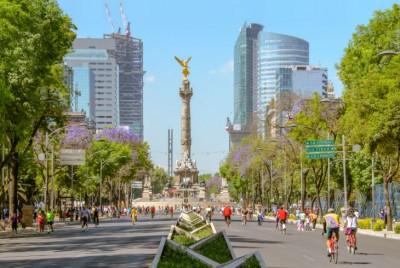 Lugares en la Ciudad de México para andar en bicicletaq