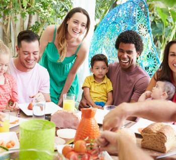 Ideas para quedar bien con la familia de tu pareja
