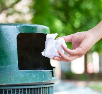 Ideas para ser un ciudadano limpio