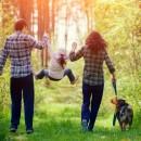 Beneficios de salir de paseo con tus hijos
