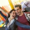 Six Flags y La Feria continúan con la Navidad