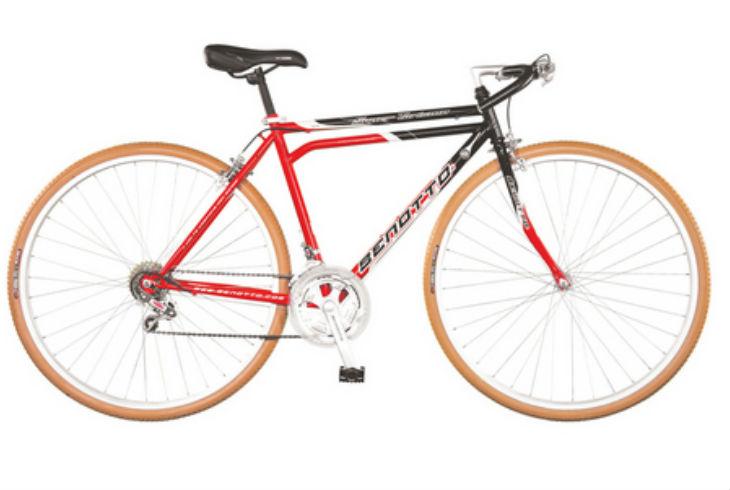 Bicicleta Benotto Super Turismo R28 12V.Acero $2750