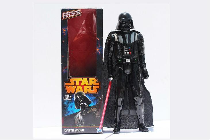 Muñecos Hasbro de Star Wars
