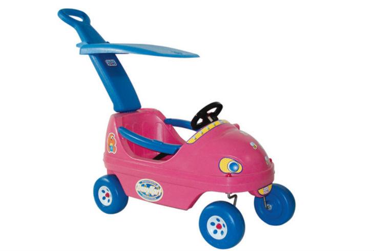 Montable Baby Kart con Techo $454