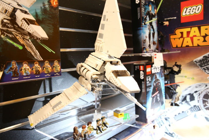 Nave Imperial de Star Wars