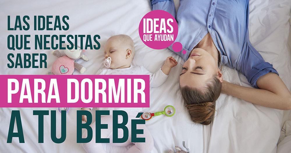 dormir a tu bebé