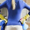 limpieza cocina chica