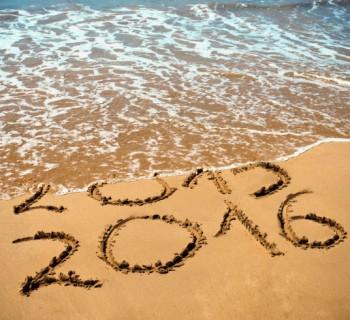 playa año nuevo chica
