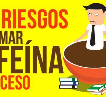 Tomar café en exceso