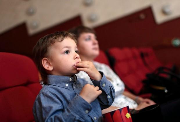 Cine gratis para los niños este domingo