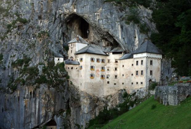 Castillo Predjamski Grad