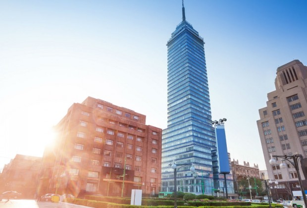 Visita la Torre latinoamericana