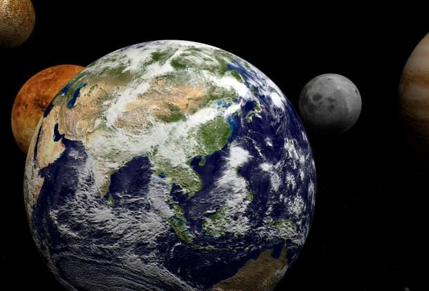 Cinco planetas podrán ser vistos a simple vista