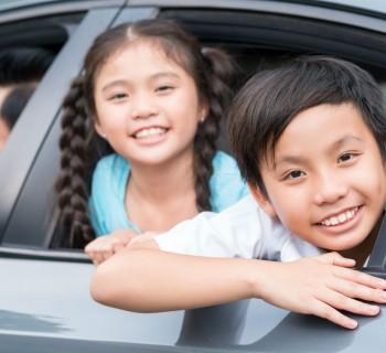 Opciones de entretenimiento si viajas en coche y con niños