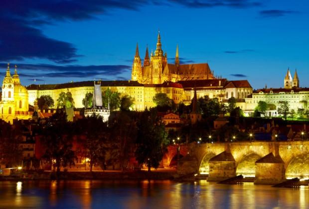 2.- Castillo de Praga