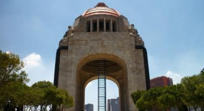 Visita el Monumento a la Revolución