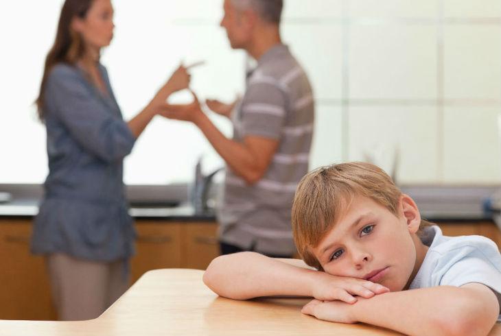 SIETE ERRORES DE PADRES DIVORCIADOS