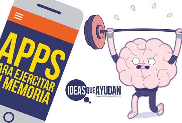 Apps para ejercitar la memoria