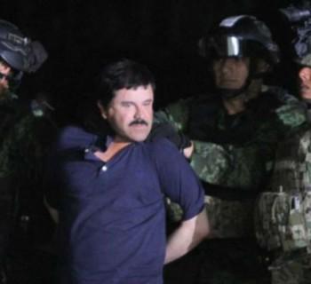 La historia del Chapo hasta su recaptura (en sólo 3 minutos)