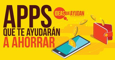 Apps para ahorrar
