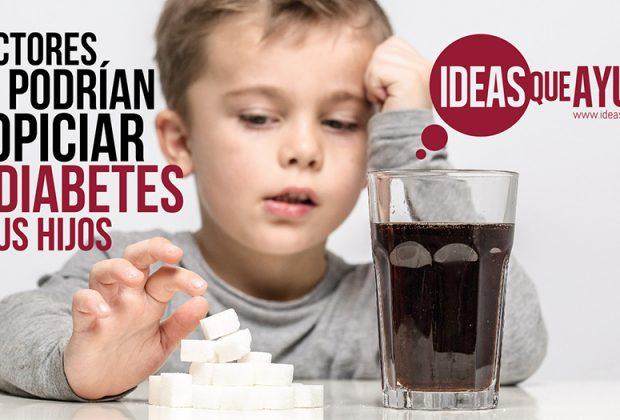 diabetes en tus hijos