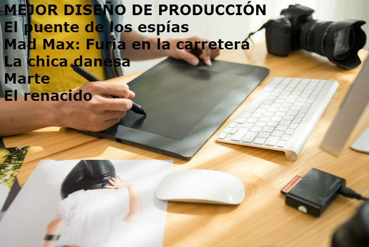 Mejor Diseño de Producción