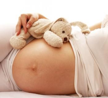 embarazada chica