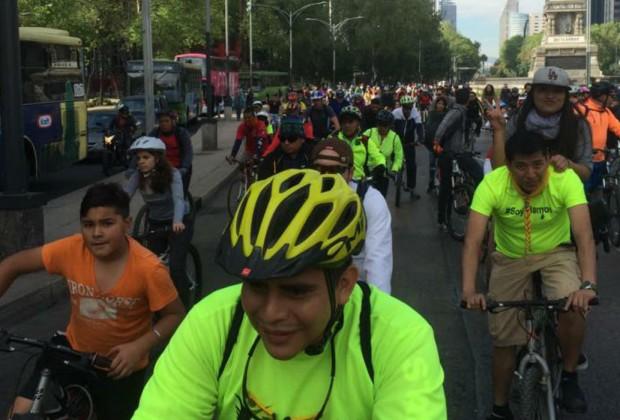 Asiste al Ciclotón de la Ciudad de México