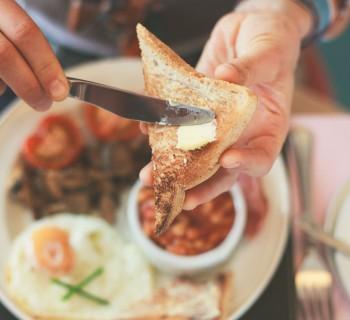 Ideas para un desayuno equilibrado
