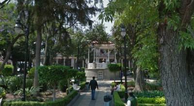Visita el centro de Tlalpan