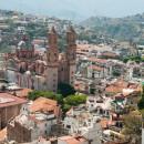 Visita Taxco, en Guerrero