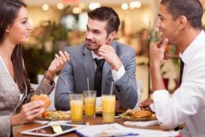 Ideas para pasarla bien en tu hora de comida