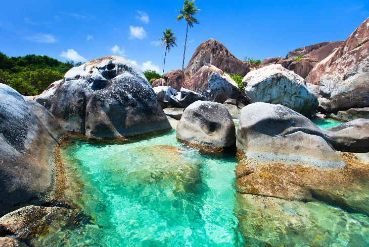 The Baths, Virgen Gorda, Islas Vírgenes Británicas