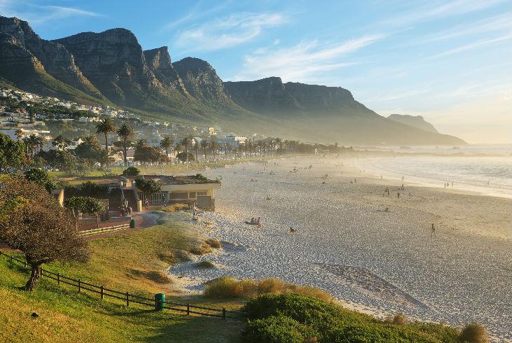 Camp´s Bay Beach, Sudáfrica