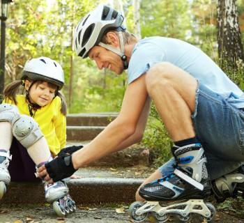 Actividades deportivas para pasarla bien con tus hijos