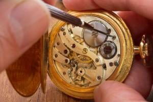 El espectacular pero poco útil reloj de paja