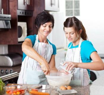 Aplicaciones para principiantes en la cocina