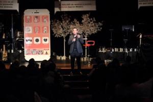 Yordi Rosado crea polémica en el Lunario del Auditorio Nacional