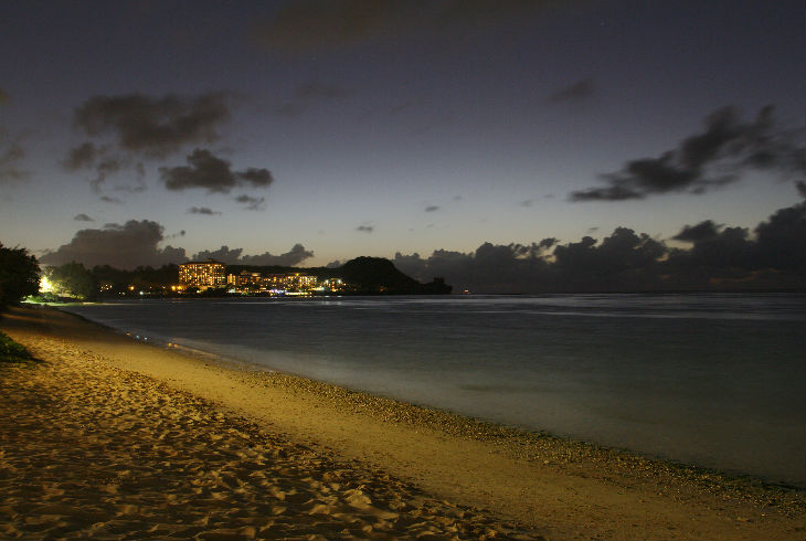 Tumon Beach, Islas Mariana