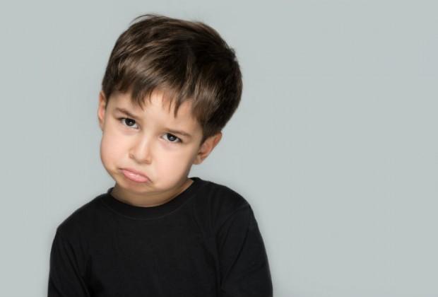 ¡Los niños no lloran!
